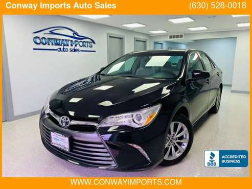 2016 Toyota Camry 4dr Sedan I4 Automatic XLE *GUARANTEED CREDIT... for sale in Streamwood, IL