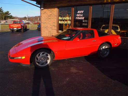 1995 Chevrolet Corvette for sale in North Canton, OH