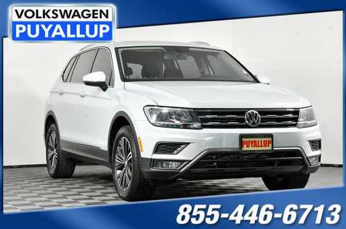 2018 Volkswagen Tiguan 2.0T SEL - cars & trucks - by dealer -... for sale in PUYALLUP, WA
