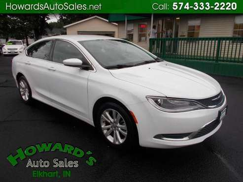 2015 Chrysler 200 Limited for sale in Elkhart, IN