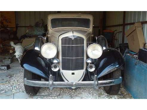 1932 REO Flying Cloud for sale in Cadillac, MI