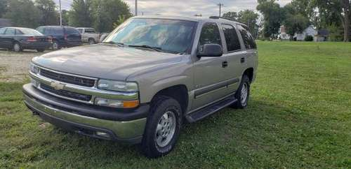 2003 chevy tahoe for sale in westgate, IA