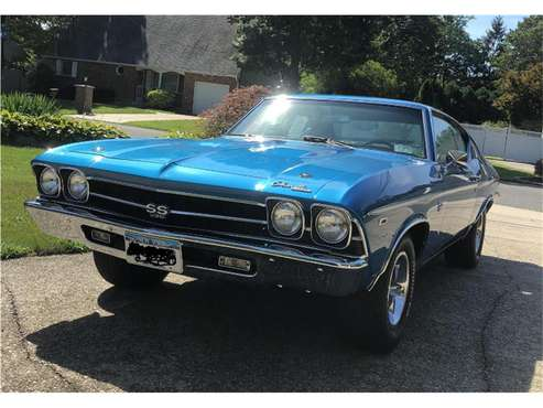 1969 Chevrolet Chevelle SS for sale in Holbrook, NY