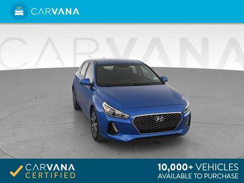 2018 Hyundai Elantra GT Hatchback 4D hatchback BLUE - FINANCE ONLINE for sale in Round Rock, TX