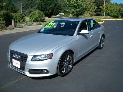 2010 audi a4 quattro LIKE NEW for sale in Snoqualmie, WA