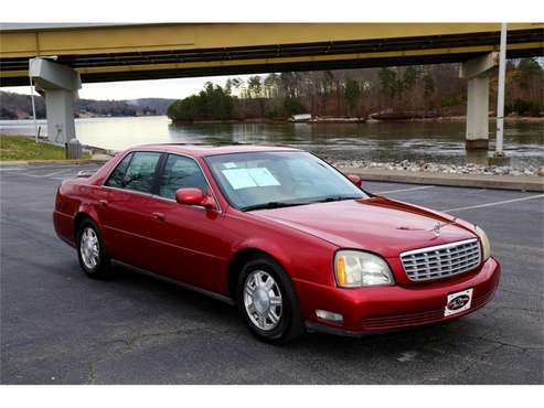 2003 Cadillac DeVille for sale in Lenoir City, TN