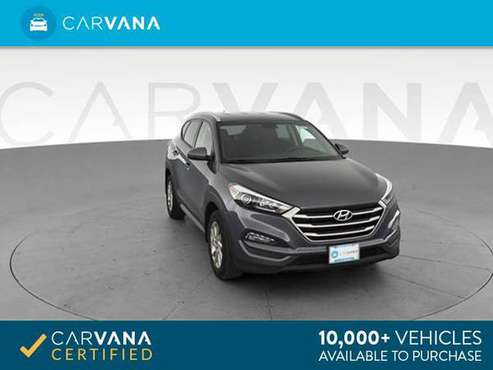 2017 Hyundai Tucson SE Sport Utility 4D suv Gray - FINANCE ONLINE for sale in York, PA