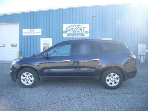 2016 Chevrolet Traverse LS 4DR AWD (179662) for sale in Alexandria, ND