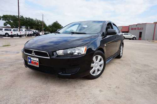 2012 Mitsubishi Lancer, ES. No Accident for sale in Dallas, TX