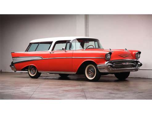1957 Chevrolet Bel Air Nomad for sale in Corpus Christi, TX