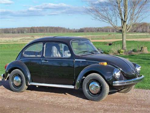 1973 Volkswagen Super Beetle for sale in Loyal, WI