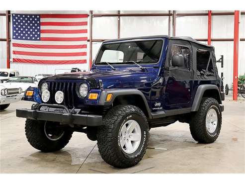 2005 Jeep Wrangler for sale in Kentwood, MI