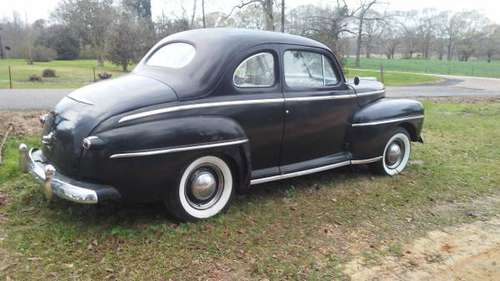 47 Ford Coupe - cars & trucks - by owner - vehicle automotive sale for sale in Ventress, LA