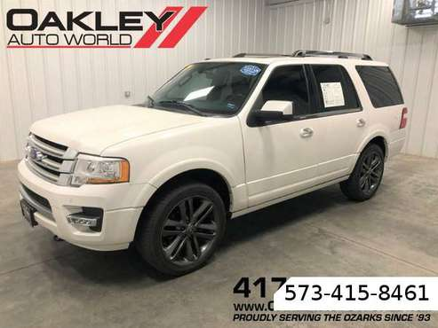 Ford Expedition Limited, only 34k miles! for sale in Branson West, MO