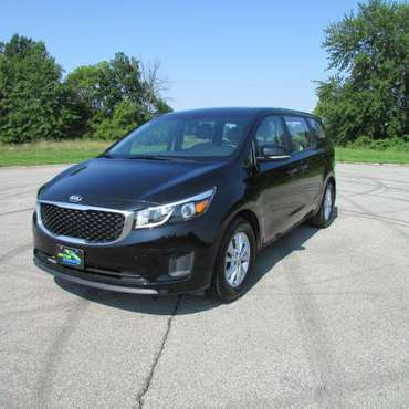 2016 KIA SEDONA L for sale in Galion, OH