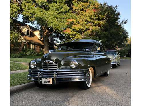 1949 Packard Deluxe for sale in Dallas, TX