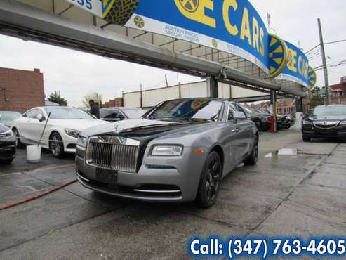 2014 ROLLS ROYCE Wraith 2dr Coupe 2dr Car for sale in Brooklyn, NY