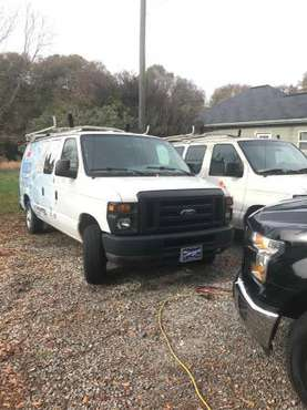 2009 Ford E-250 Cargo Van / Work Van - cars & trucks - by owner -... for sale in Grayson, GA
