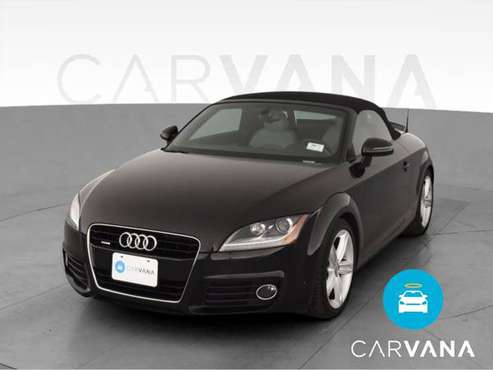 2013 Audi TT Quattro Premium Plus Roadster 2D Convertible Black - -... for sale in South El Monte, CA