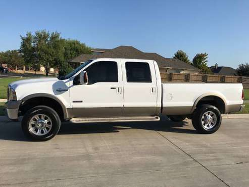 2006 F350 King Ranch 4x4 for sale in Waxahachie, TX