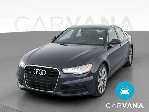 2015 Audi A6 3.0T Prestige Sedan 4D sedan Blue - FINANCE ONLINE -... for sale in Bakersfield, CA