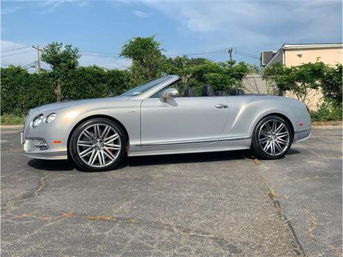 2015 Bentley Continental for sale in West Babylon, NY