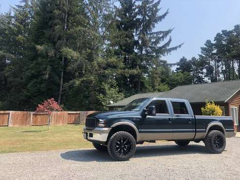 2005 F250 King Ranch for sale in Crescent City, CA
