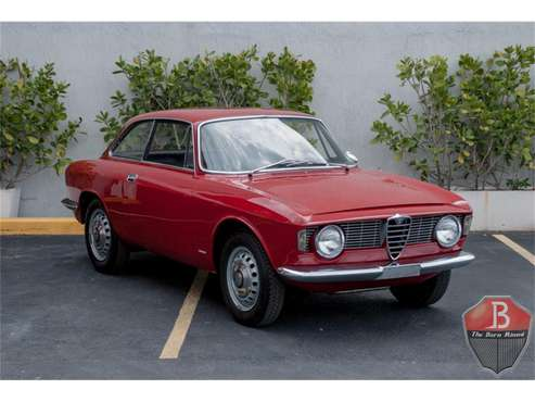 1965 Alfa Romeo Giulietta Spider for sale in Miami, FL