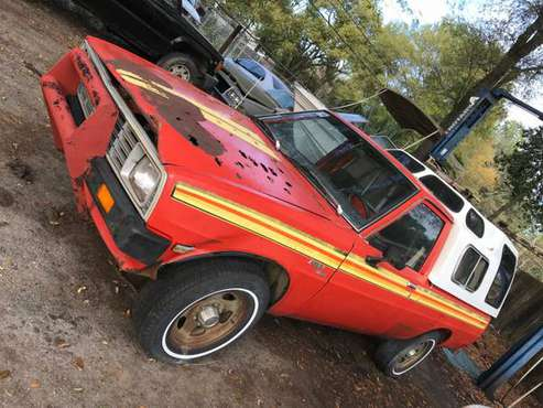 1978 Plymouth Arrow Special Edition/Mitsubishi Pickup Hard to find for sale in TAMPA, FL