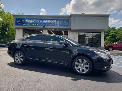 2011 BUICK LACROSSE CXL ALL WHEEL DRIVE !! LAODED for sale in Lansing, MI