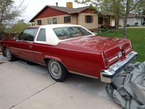 1977 Oldsmobile 98 for sale in Cadillac, MI