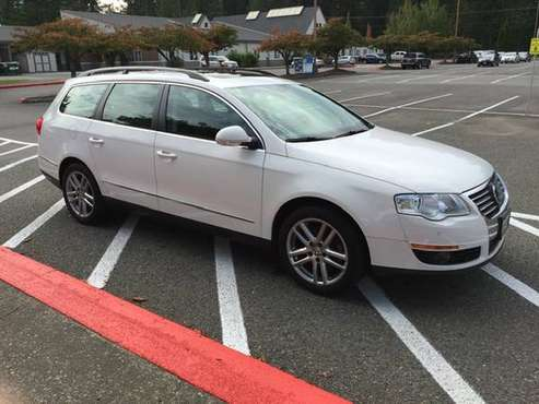 2008 Passat Lux Wagon for sale in Renton, WA