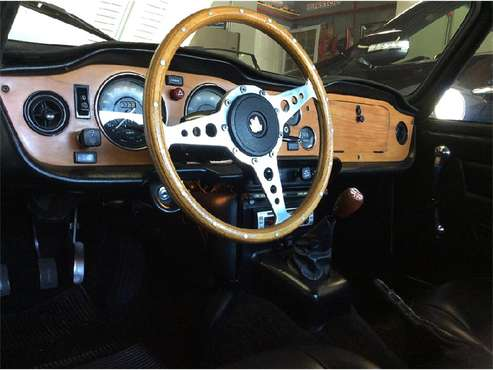 1974 Triumph TR6 for sale in Yorba Linda, CA