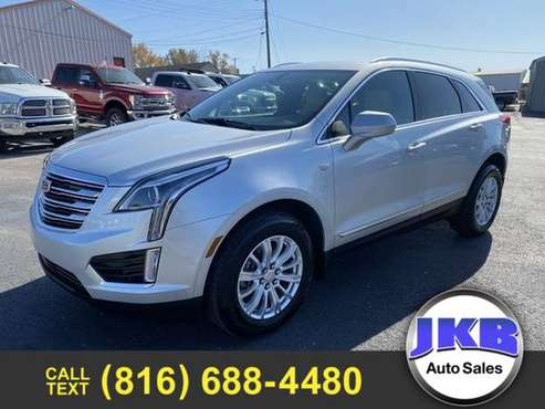 2017 Cadillac XT5 Sport Utility 4D - cars & trucks - by dealer -... for sale in Harrisonville, MO