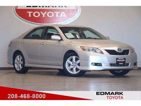 2009 Toyota Camry SE sedan Silver - cars & trucks - by dealer -... for sale in Nampa, ID