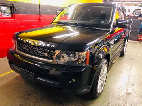 2011 RANGE ROVER SPORT for sale in Bellingham, MA