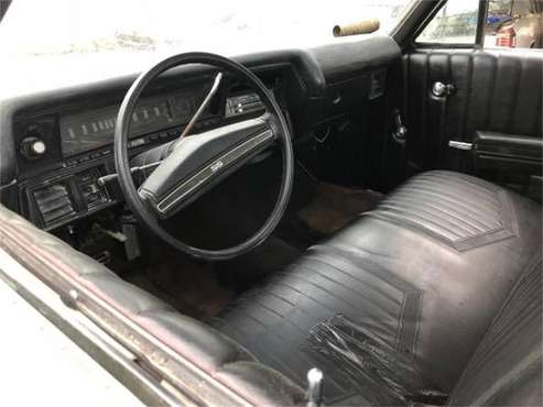 1972 Chevrolet El Camino for sale in Cadillac, MI