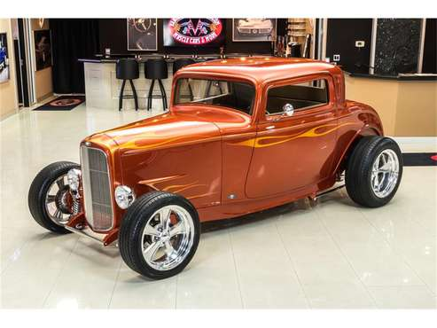 1932 Ford 3-Window Coupe for sale in Plymouth, MI