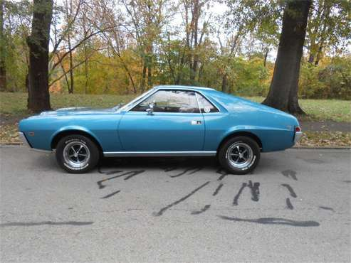 1968 AMC AMX for sale in Connellsville, PA