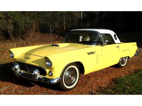 1956 Ford Thunderbird for sale in Long Valley, NJ