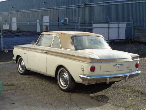 1963 Rambler American Trade or offers for sale in Bellingham, WA