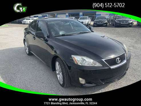 Lexus IS - BAD CREDIT REPO ** APPROVED ** for sale in Jacksonville, FL