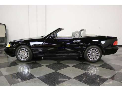 1998 Mercedes-Benz SL500 for sale in Ft Worth, TX