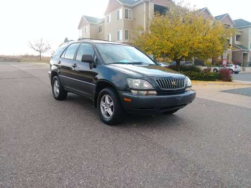 Fully Serviced Lexus RX300 $3650 Or Best Offer for sale in Brighton, CO