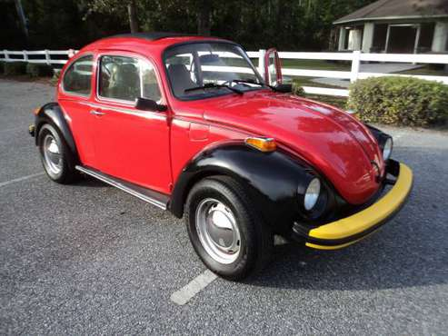 VW Beetle 1974 for sale in Woodbine, FL