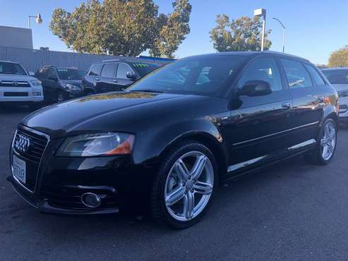 2011 Audi A3 S-Line TDI Turbo Diesel 1-Owner Auto Leather Clean 45MPG for sale in SF bay area, CA