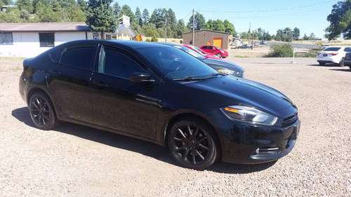 2015 DODGE DART ~ HIP LITTLE ECONOMICAL CAR ~ COME TAKE A LOOK!! for sale in DRIVE NOW AUTO SALES 700 S WHTIE MOUNTAI, AZ