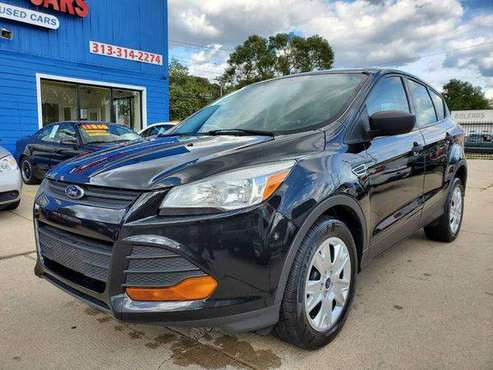 2014 Ford Escape S 4dr SUV - BEST CASH PRICES AROUND! for sale in Warren, MI