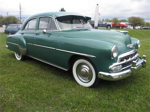 1952 Chevrolet Styleline Deluxe for sale in Troy, MI