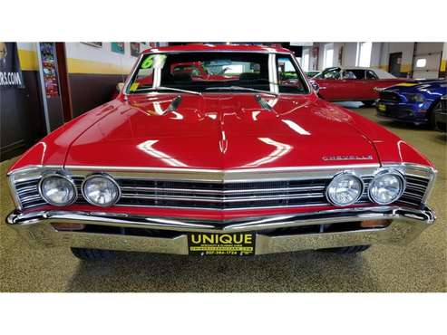 1967 Chevrolet Chevelle for sale in Mankato, MN